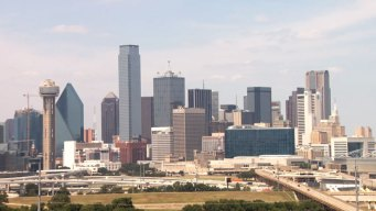 Norte de Texas cerca de récord por temperaturas mínimas