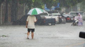 Toma nota: Fin de semana lluvioso en el norte de Texas