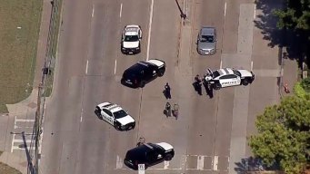 Operativo en Dallas deja a una persona baleada