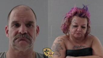Detenidos por presunto robo de electrodomésticos