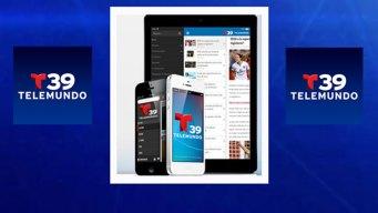 Descarga o actualiza la aplicación de Telemundo 39