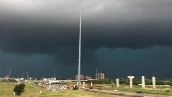 Cancelan vigilancia por tormentas y aviso por tornado