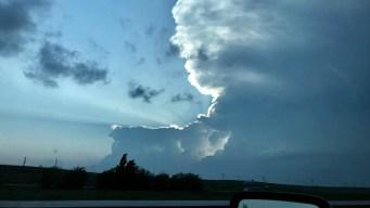 Vigilancia por tormentas severas en condados del norte de Texas