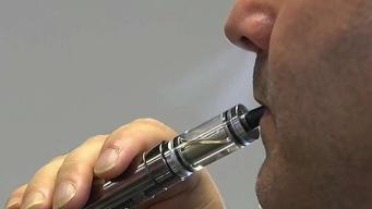 Prohíben venta de cigarrillos electrónicos en ciudad de California