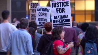 Siguen las protestas en Fort Worth