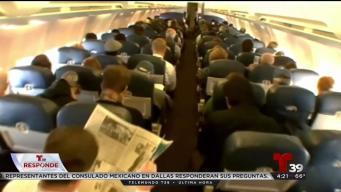 Telemundo Responde: Tips de viaje si utiliza un avión