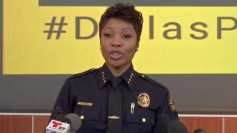 Regresa la jefa de la policía de Dallas tras ausencia médica