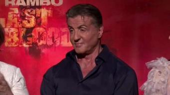 Sylvester Stallone en Acceso Total