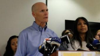 Zika: Gobernador de Florida autoriza más fondos millonarios