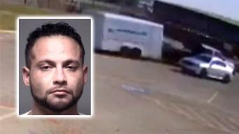 En Grand Prairie: arrestado como sospechoso de robo