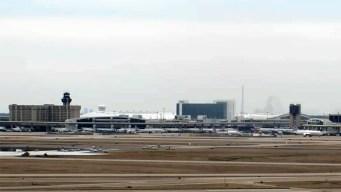 Evacúan  centro de radares del aeropuerto DFW