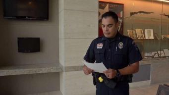 Policía de Mesquite habla sobre medidas de seguridad