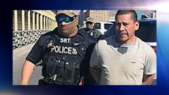 Buscado por homicidio es deportado por séptima vez