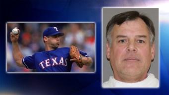 Ex lanzador es acusado de agresión sexual a su propio hijo