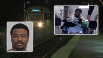 En Dallas: 10 años de prisión por empujarlo debajo del tren