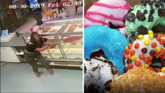 Presunto robo de una dona se vuelve viral en redes sociales