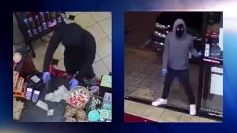 Captado en video: robo a punta de pistola en Fort Worth