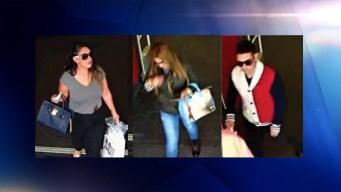 "Ladrona de bolsas en ""La Madeleine"" vuelva a robar"