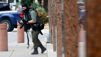 El rostro del terror en el tiroteo del centro de Dallas
