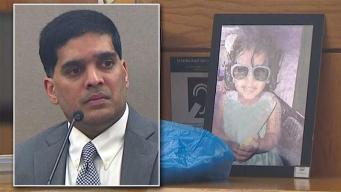 Niegan apelación para nuevo juicio al padre de Sherin Mathews