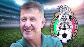 Técnico de selección mexicana habla con Telemundo 39 (Parte 1)