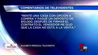 Telemundo Responde: Renta con opción de compra