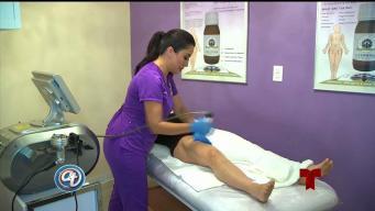 Tratamiento contra la celulitis