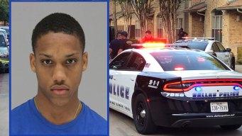 Se entrega sospechoso de disparar contra niña en Dallas