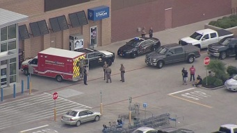 En Royse City: evacúan Walmart tras persecución policial
