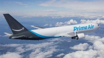 Cientos de empleos con la llegada de Amazon Air al Metroplex