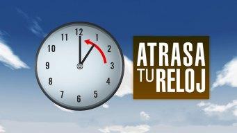 Mexicanos ajustan el reloj: termina horario de verano