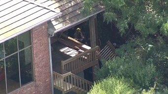 Múltiples heridos tras colapso de balcón en Cedar Hill