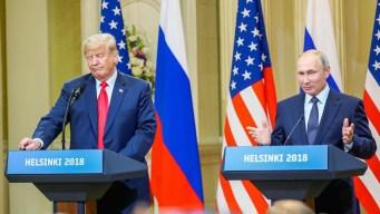 """Trump: """"acepto"""" la conclusión de la inteligencia de EEUU"""