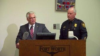 Juramentan a Ed Kraus como jefe de policía de Fort Worth