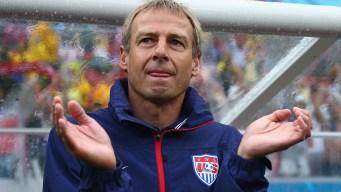 Despiden a Klinsmann como entrenador de EE.UU.