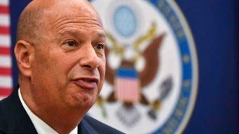 Juicio político: embajador cambia relato y expone a Trump