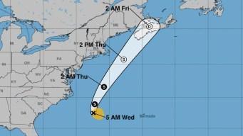 Tormenta Tropical Erin pronto será un ciclón de baja presión