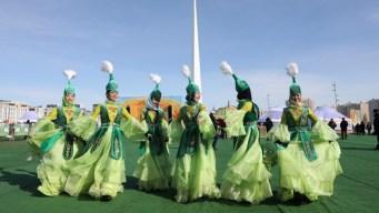 Kazajistán celebra el Año Nuevo persa