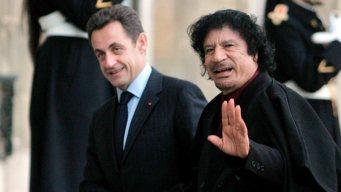 Francia: arrestan a Sarkozy, investigan nexos con dictador