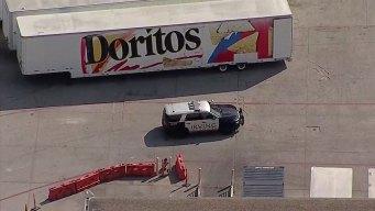 Irving: Muerto y heridos por accidente en Frito-Lay