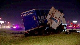 Un muerto tras choque en la carretera 820 en Fort Worth