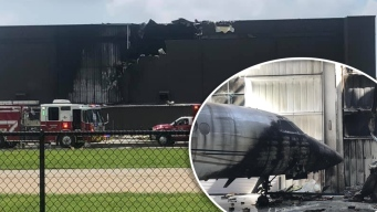 Identifican a víctimas de accidente aéreo en aeropuerto de Addison