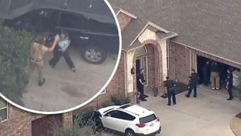 Hombre armado causa caos en comunidades de Dallas
