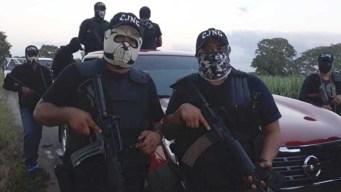 Investigan video de Cartel Jalisco en capital mexicana
