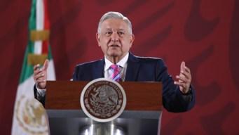 """AMLO: no a """"intervencionismo"""" en polémica sobre cárteles"""