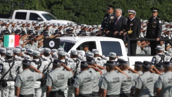AMLO da banderazo al despliegue de Guardia Nacional