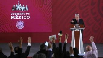 SIP: Relación Gobierno-prensa empeora con AMLO