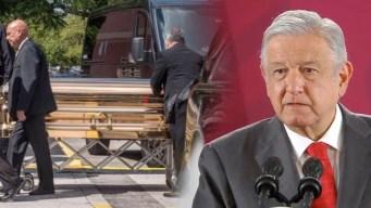 AMLO quería que restos de José José volvieran a México