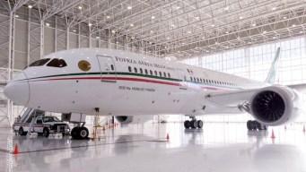 Por dentro: el avión presidencial que venderá López Obrador