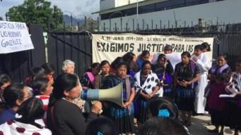 México: indígenas violadas hace 25 años piden justicia
